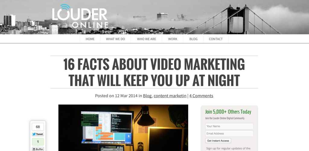 16 facts about video marketing that will keep you up at night